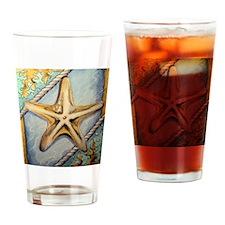 Southern Starfish Drinking Glass