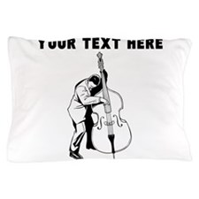 Custom Bass Player Pillow Case