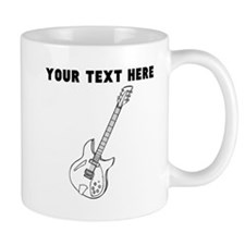 Custom Electric Guitar Mugs