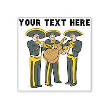 Custom Mariachi Band Sticker