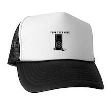 Custom MP3 Player Hat