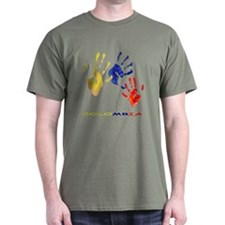 Colombian hands T-Shirt