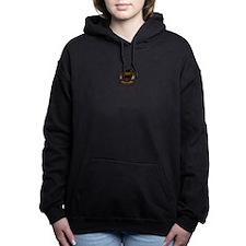 Horse Theme Design By Women's Hooded Sweatshirt