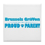 Griffon Parent Tile Coaster