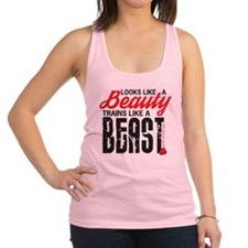 Looks Like A Beauty Racerback Tank Top