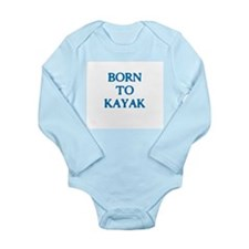 Born to Kayak Body Suit