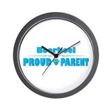 Boerboel Parent Wall Clock