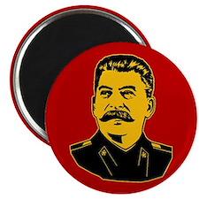 Stalin Propaganda Magnet