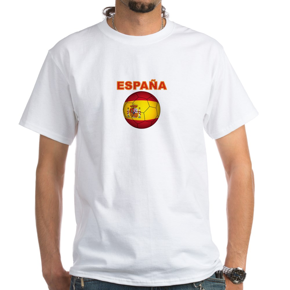 Spain World Cup T-Shirt 2014