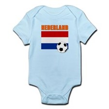 Nederland voetbal soccer Body Suit