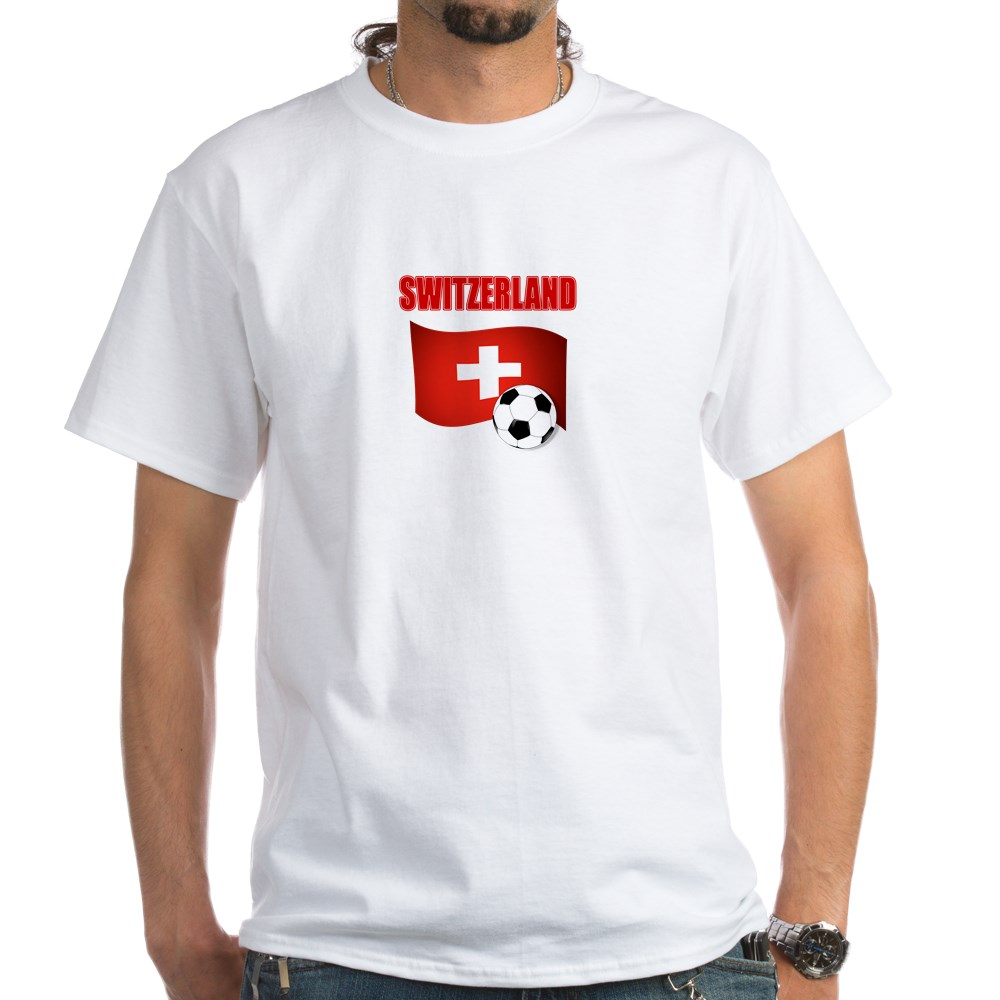 Switzerland World Cup 2014 T-Shirt