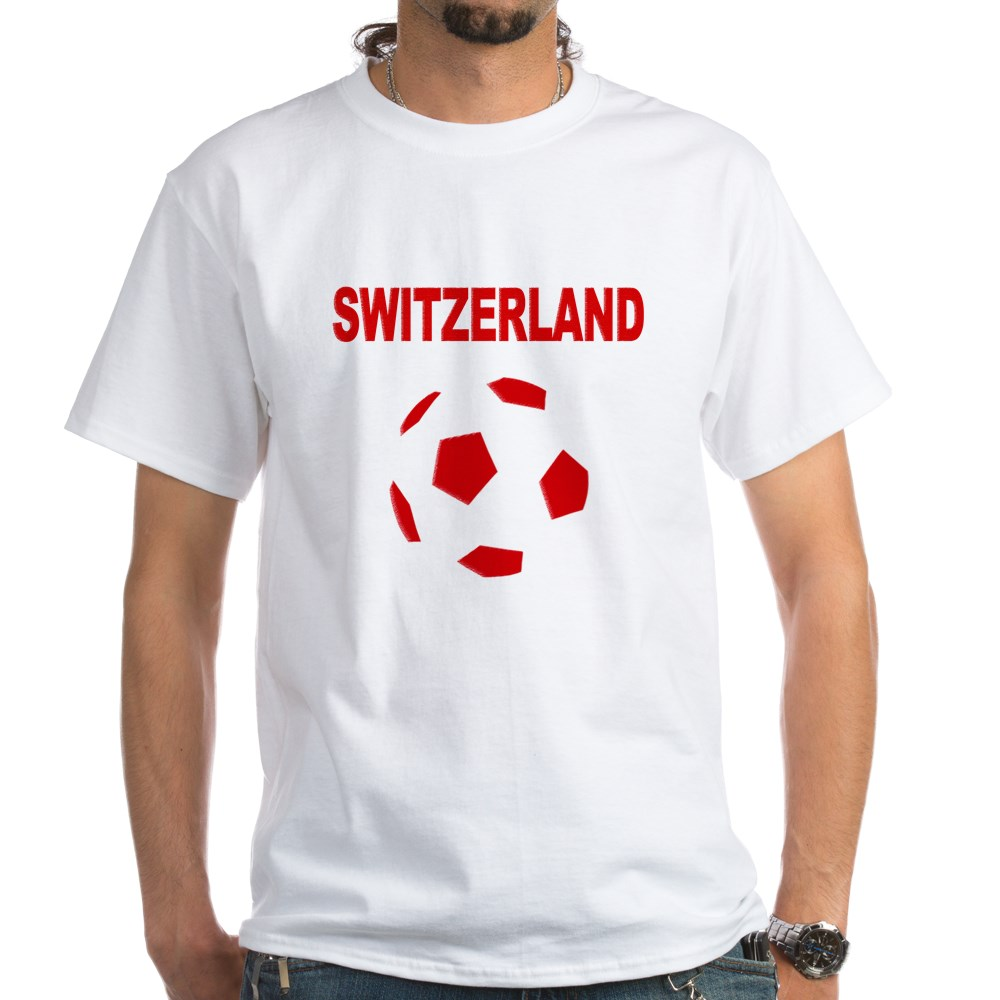 Switzerland World Cup T-Shirt 2014