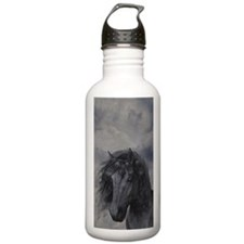 Black Horse Water Bottle