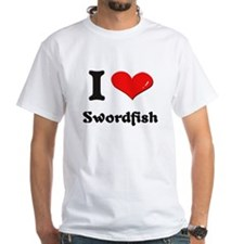I love swordfish Shirt