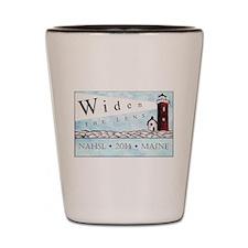 NAHSL 2014 Maine Shot Glass