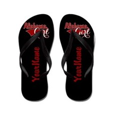 Alabama Girl Flip Flops
