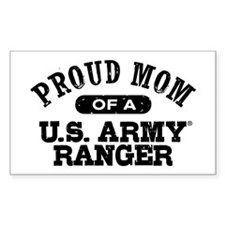Army Ranger Mom Decal
