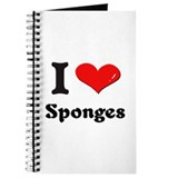 I love sponges Journal
