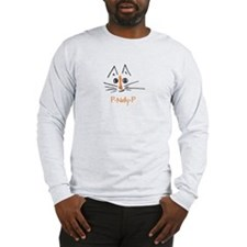 P-Nelly-P Men's Long Sleeve T-Shirt