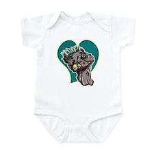 Iguana Lover Infant Bodysuit