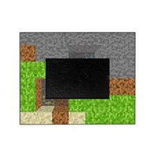 Pixel Art Play Mat Picture Frame