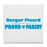 Berger Parent Tile Coaster