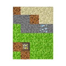 Pixel Art Play Mat Twin Duvet