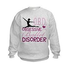 Ballet Obsessed Sweatshirt