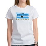 I LOVE THE SUNSHINE Women's T-Shirt