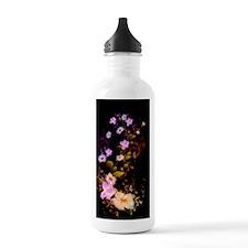 Beautiful flowers Water Bottle