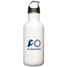 Care About Climate 1l Stainless Water Bottle 1.0l