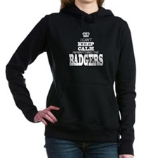 Wisconsin Badgers Women's Hooded Sweatshirt