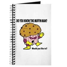 The Muffin Man Journal