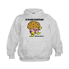 The Muffin Man Kids Hoodie