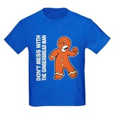 The Gingerbread Man T