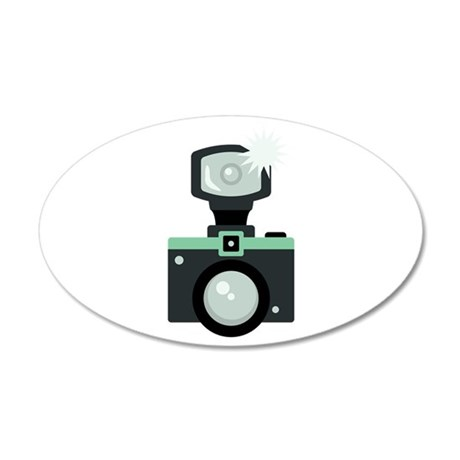 Photography Camera Wall Decal