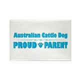 Cattle Dog Parent Rectangle Magnet (100 pack)