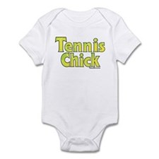 TENNIS CHICK Infant Bodysuit