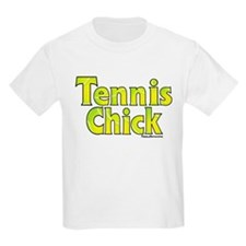 TENNIS CHICK T-Shirt