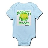 TENNIS MOMMY'S BUDDY Infant Bodysuit