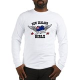 New Zealand has the best girl Long Sleeve T-Shirt