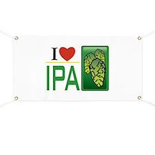 I Love IPA Banner