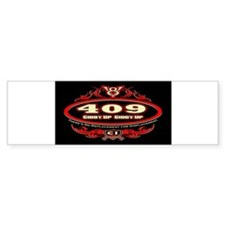 409 Chevy Bumper Bumper Sticker