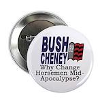 Why Change Horsemen? Button (10 pack)