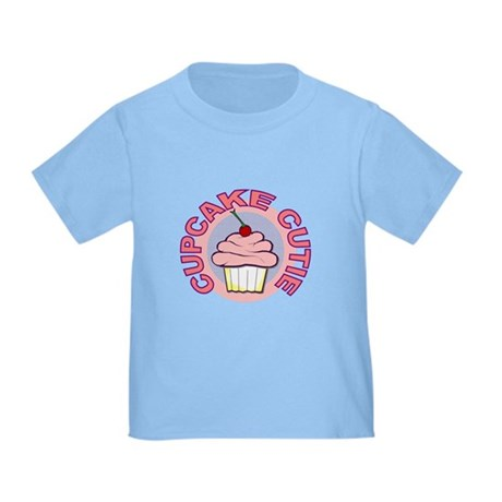 Cupcake Cutie Toddler T-Shirt