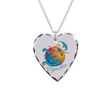 Unique Competitive swimming Necklace