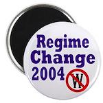 Regime Change 2004 Magnet