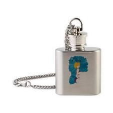 Doll Flask Necklace