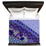 Abstract King Duvet