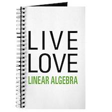 Live Love Linear Algebra Journal